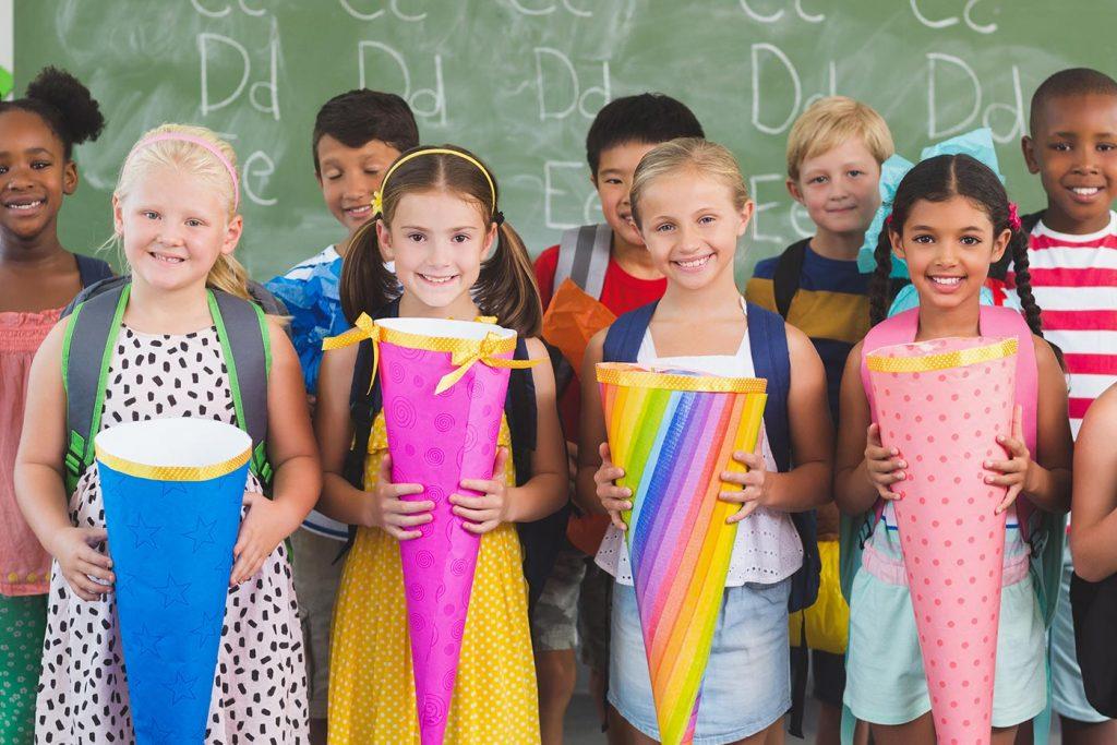Schulbeginn mit Bijouterie Bläuer in Thun