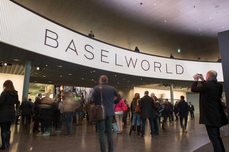 Bijouterie Bläuer auf der Baselword-2018