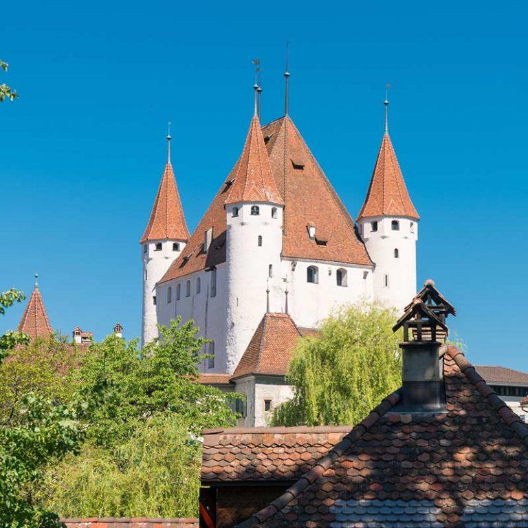 Schloss in Thun entdecken sie die Bijouterie Bläuer
