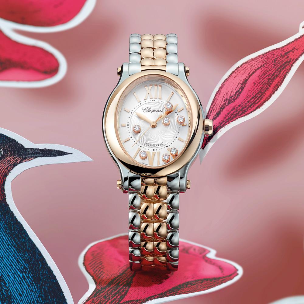 Chopard Uhren bei Bijouterie Bläuer